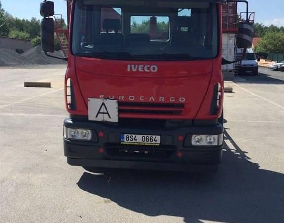 Iveco  Eurocargo ML 180 E21, foto 1 Užitkové a nákladní vozy, Nad 7,5 t | spěcháto.cz - bazar, inzerce zdarma