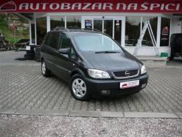 Opel Zafira 2.0Di 16V 60kW--7 MÍST--EL.OKN