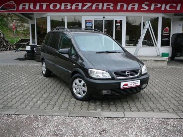 Opel Zafira 2.0Di 16V 60kW--7 MÍST--EL.OKN, foto 1 Auto – moto , Automobily | spěcháto.cz - bazar, inzerce zdarma