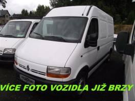 Renault Master 2,2 DCi 90 L2H2  * servis.kn. , Užitkové a nákladní vozy, Do 7,5 t  | spěcháto.cz - bazar, inzerce zdarma