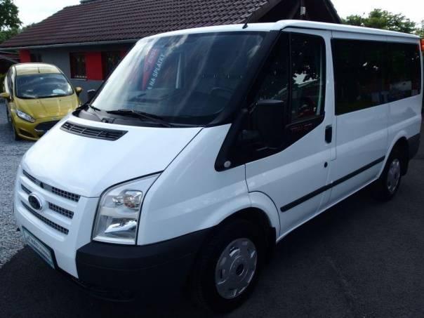 Ford Transit 2,2 TDCi BUS 9 míst servisní kniha, foto 1 Užitkové a nákladní vozy, Autobusy | spěcháto.cz - bazar, inzerce zdarma