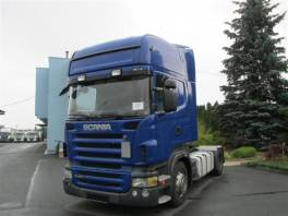 R480 Topline s hydraulikou , Užitkové a nákladní vozy, Nad 7,5 t  | spěcháto.cz - bazar, inzerce zdarma