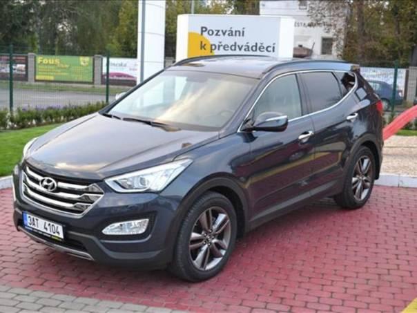 Hyundai Santa Fe 2,2   CRDI VGT 4X4 AUT. PREMIUM, foto 1 Auto – moto , Automobily | spěcháto.cz - bazar, inzerce zdarma