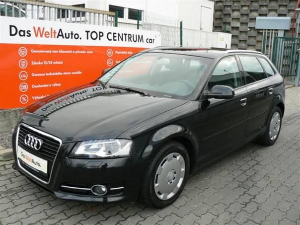 Audi A3 1.4 TFSI (92kW/125k) S tronic, foto 1 Auto – moto , Automobily | spěcháto.cz - bazar, inzerce zdarma