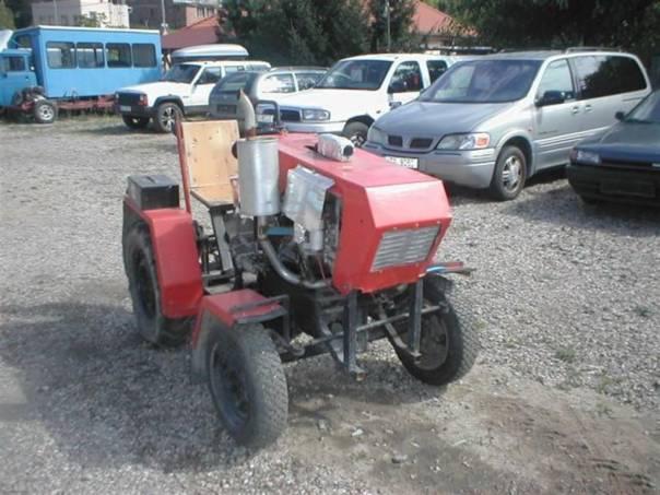 Zetor  malotraktor, foto 1 Pracovní a zemědělské stroje, Zemědělské stroje | spěcháto.cz - bazar, inzerce zdarma