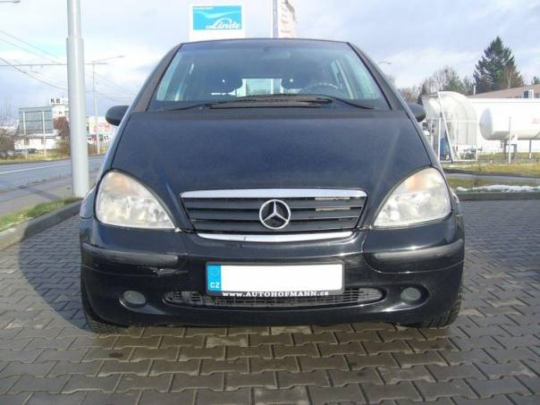 Mercedes-Benz Třída A A140 L automat, foto 1 Auto – moto , Automobily | spěcháto.cz - bazar, inzerce zdarma