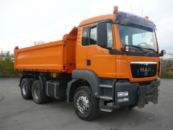 TGS 26.440 6x4 3S, foto 1 Užitkové a nákladní vozy, Nad 7,5 t | spěcháto.cz - bazar, inzerce zdarma