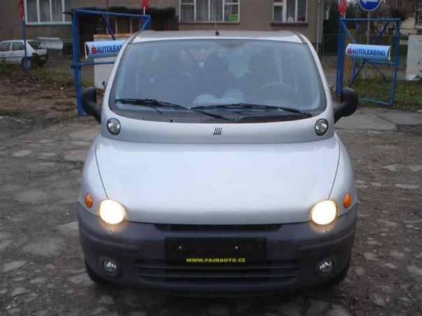 Fiat Multipla 1,6 1,6,16v,6Míst,KLIMA!!!!!!, foto 1 Auto – moto , Automobily | spěcháto.cz - bazar, inzerce zdarma