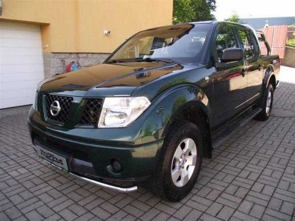 Nissan Navara 2,5 DCI 4WD * 128 kW *, foto 1 Auto – moto , Automobily | spěcháto.cz - bazar, inzerce zdarma