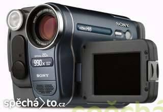 Kamera Sony, foto 1 Elektronika, TV, audio, video | spěcháto.cz - bazar, inzerce zdarma