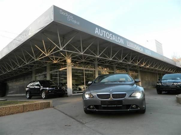 BMW Řada 6 645Ci  TOP STAV  43TKM, foto 1 Auto – moto , Automobily | spěcháto.cz - bazar, inzerce zdarma
