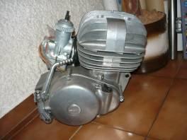 ČZ Ostatní 516, motor