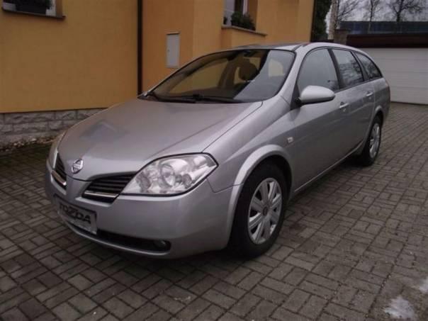 Nissan Primera 2,2 DI Wagon * servis.kn. *, foto 1 Auto – moto , Automobily | spěcháto.cz - bazar, inzerce zdarma