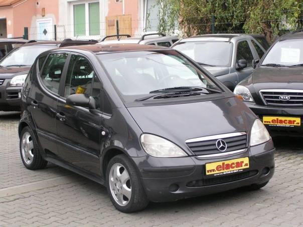 Mercedes-Benz Třída A 140 , Klima, ABS, foto 1 Auto – moto , Automobily | spěcháto.cz - bazar, inzerce zdarma
