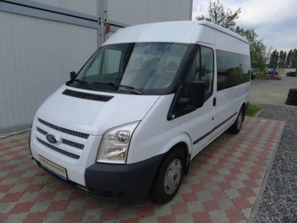 Ford Transit 300 2,2TDCI 9 míst+Klima  125 PS Ak, foto 1 Užitkové a nákladní vozy, Autobusy | spěcháto.cz - bazar, inzerce zdarma