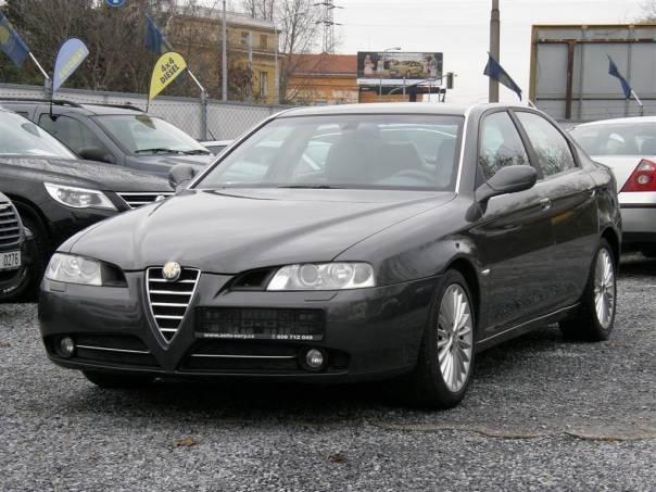Alfa Romeo 166 2.4 jtd 129kW FULL, foto 1 Auto – moto , Automobily | spěcháto.cz - bazar, inzerce zdarma