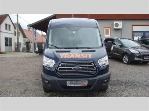 Ford Transit Trend 350L2H2_2.2TDCi 92kW/125k, foto 1 Užitkové a nákladní vozy, Do 7,5 t | spěcháto.cz - bazar, inzerce zdarma
