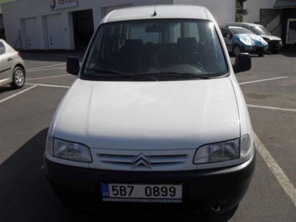 Citroën Berlingo 1.9 D, foto 1 Auto – moto , Automobily | spěcháto.cz - bazar, inzerce zdarma