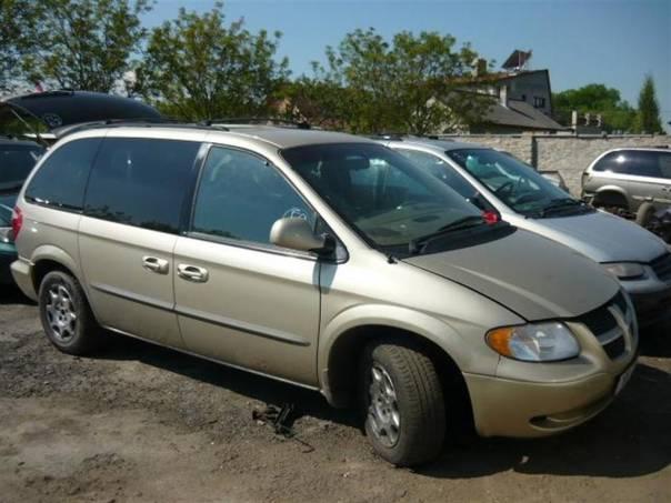 Chrysler Town & Country 2,5 CRDi, 3,3 3,8, foto 1 Náhradní díly a příslušenství, Osobní vozy | spěcháto.cz - bazar, inzerce zdarma