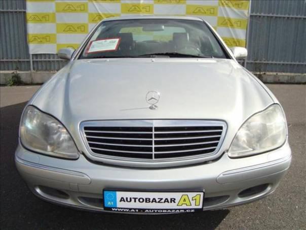 Mercedes-Benz Třída S 3.2 PLNÁ VÝBAVA!Po servisu!, foto 1 Auto – moto , Automobily | spěcháto.cz - bazar, inzerce zdarma