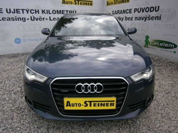 Audi A6 3.0TDI ČR, Navigace, Xenony, Kůže,, foto 1 Auto – moto , Automobily | spěcháto.cz - bazar, inzerce zdarma