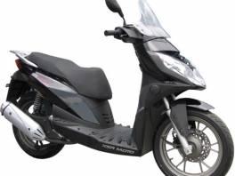Generic Soho 125 ccm nový skútr , Auto – moto , Motocykly a čtyřkolky  | spěcháto.cz - bazar, inzerce zdarma