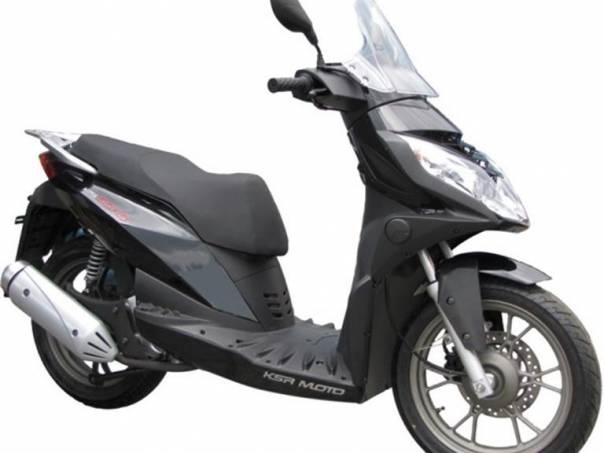 Generic Soho 125 ccm nový skútr, foto 1 Auto – moto , Motocykly a čtyřkolky | spěcháto.cz - bazar, inzerce zdarma