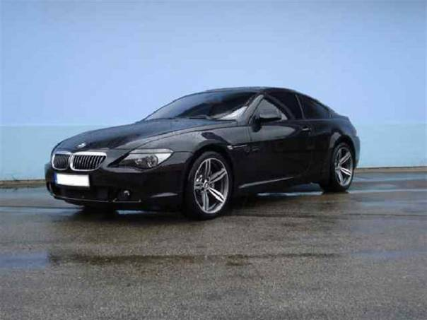 BMW Řada 6 4,4 Coupé (E63), foto 1 Auto – moto , Automobily | spěcháto.cz - bazar, inzerce zdarma