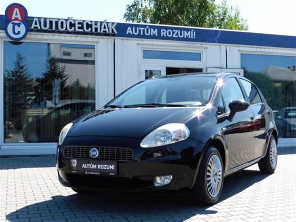 Fiat Punto 1.3 i KLIMATIZACE  Grande, foto 1 Auto – moto , Automobily | spěcháto.cz - bazar, inzerce zdarma