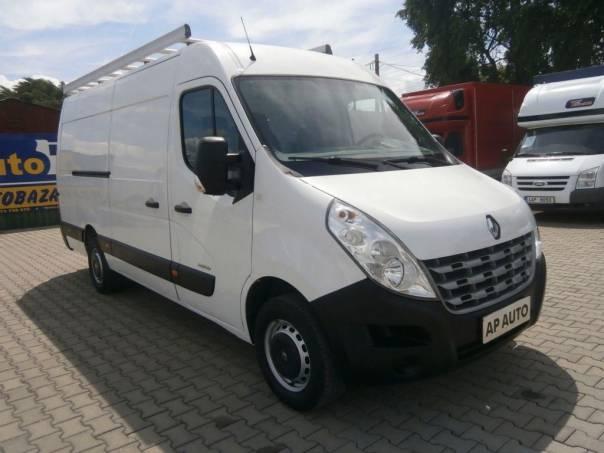 Renault Master L3H2 KLIMA TEMPOMAT 2.3DCI, foto 1 Užitkové a nákladní vozy, Do 7,5 t | spěcháto.cz - bazar, inzerce zdarma