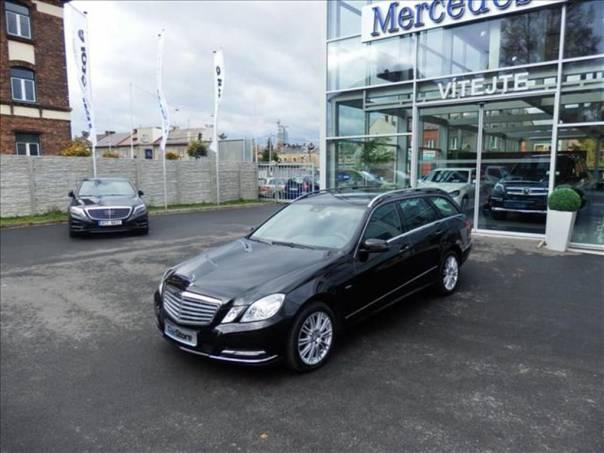 Mercedes-Benz Třída E 2,2 E 250 CDI 4MATIC, foto 1 Auto – moto , Automobily   spěcháto.cz - bazar, inzerce zdarma