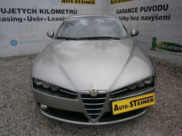 Alfa Romeo 159 2.0JTD 125kW , foto 1 Auto – moto , Automobily | spěcháto.cz - bazar, inzerce zdarma