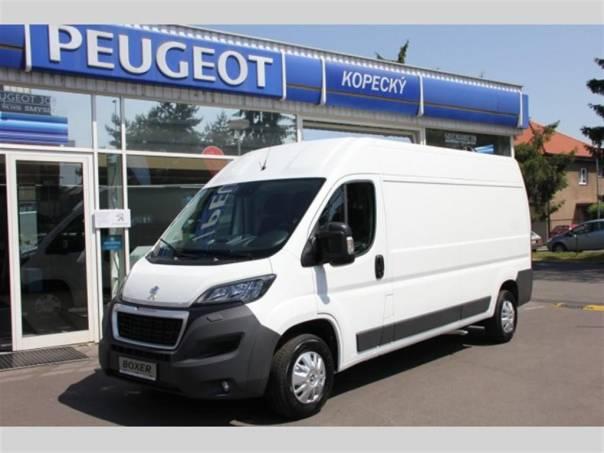 Peugeot Boxer FT350 L3H2 ACTIVE 130k DEMO, foto 1 Užitkové a nákladní vozy, Do 7,5 t | spěcháto.cz - bazar, inzerce zdarma