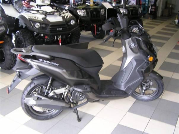 Keeway  CITY BLADE 125, foto 1 Auto – moto , Motocykly a čtyřkolky | spěcháto.cz - bazar, inzerce zdarma