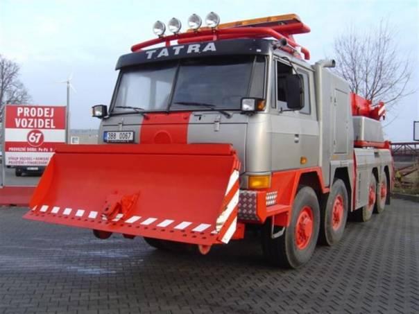 Tatra 815 AV15 Odtahovka, foto 1 Užitkové a nákladní vozy, Nad 7,5 t | spěcháto.cz - bazar, inzerce zdarma