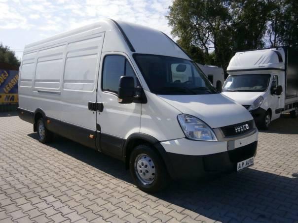 Iveco Daily 35S14 SUPERMAXI KLIMA AUTOMAT TEMPO, foto 1 Užitkové a nákladní vozy, Do 7,5 t | spěcháto.cz - bazar, inzerce zdarma