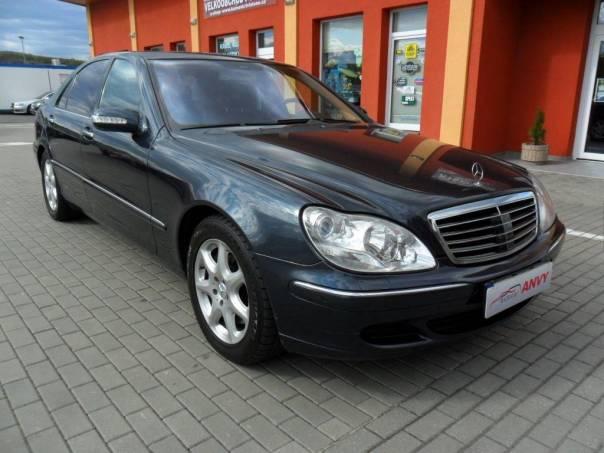 Mercedes-Benz Třída S S 500L 4-MATIC, MAX VÝBAVA, foto 1 Auto – moto , Automobily | spěcháto.cz - bazar, inzerce zdarma