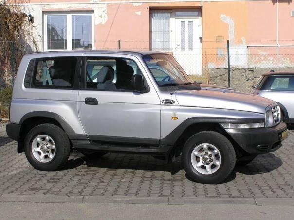 SsangYong Korando 662 D klima,tažné, foto 1 Auto – moto , Automobily | spěcháto.cz - bazar, inzerce zdarma
