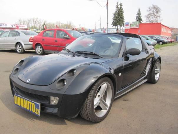 Smart Roadster 45, foto 1 Auto – moto , Automobily | spěcháto.cz - bazar, inzerce zdarma