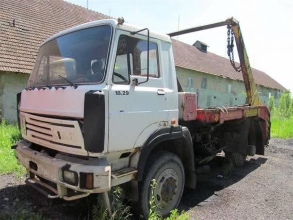 18.29 SB - ramen.nosič na N.D., foto 1 Užitkové a nákladní vozy, Nad 7,5 t | spěcháto.cz - bazar, inzerce zdarma