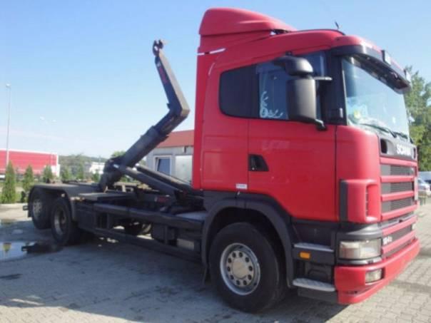 Scania  124G 420  6x2   EURO 3, foto 1 Užitkové a nákladní vozy, Nad 7,5 t | spěcháto.cz - bazar, inzerce zdarma
