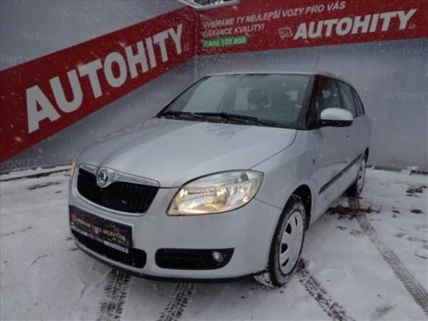 Škoda Fabia 1.4 TDi,KLIMA,ČR,SERVISKA, foto 1 Auto – moto , Automobily | spěcháto.cz - bazar, inzerce zdarma