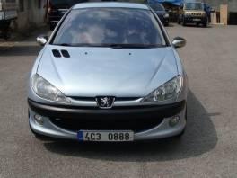 Peugeot 206 1.6 16V , Auto – moto , Automobily  | spěcháto.cz - bazar, inzerce zdarma