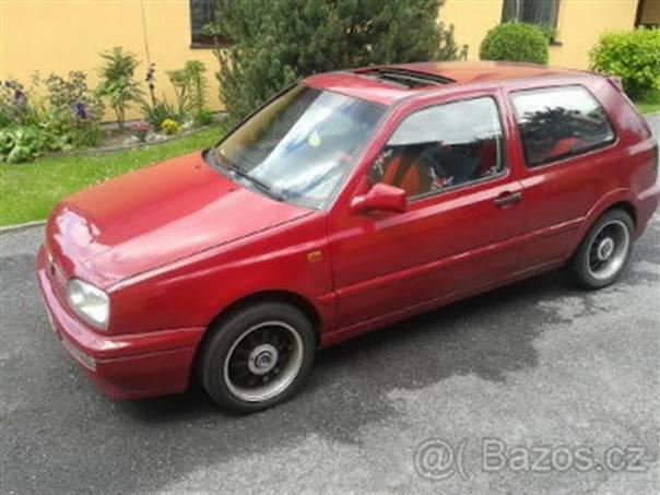 Volkswagen Golf III., foto 1 Auto – moto , Automobily | spěcháto.cz - bazar, inzerce zdarma