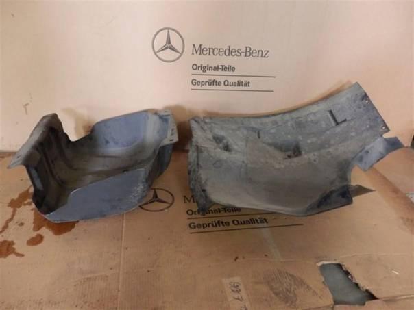 Mercedes-Benz Třída ML Plastové nadkolí na ML W164, foto 1 Náhradní díly a příslušenství, Osobní vozy | spěcháto.cz - bazar, inzerce zdarma