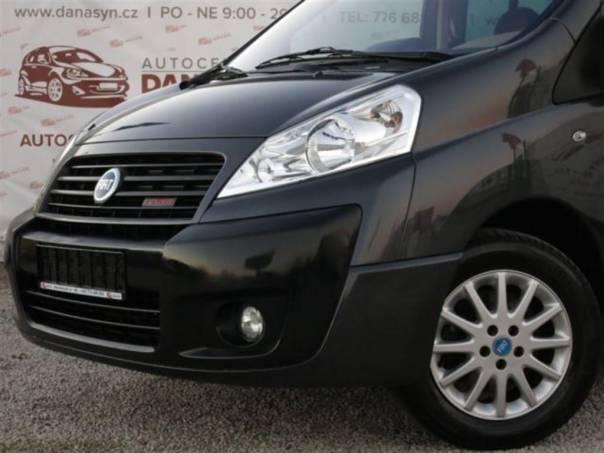 Fiat Scudo 2.0 JTD L1H1 Panorama, foto 1 Užitkové a nákladní vozy, Do 7,5 t | spěcháto.cz - bazar, inzerce zdarma