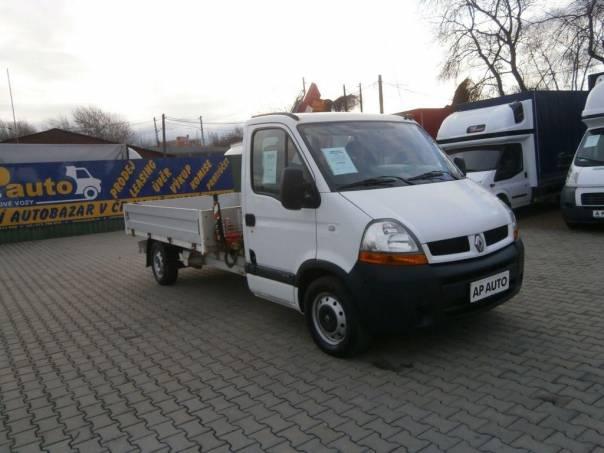 Renault Master VALNÍK HYRD. RUKA 2.5DCI, foto 1 Užitkové a nákladní vozy, Do 7,5 t | spěcháto.cz - bazar, inzerce zdarma