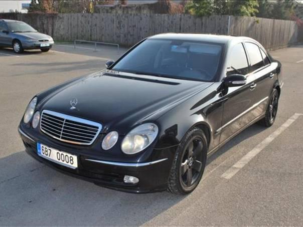 Mercedes-Benz Třída E .   E 400 CDI AVANTGARDE, foto 1 Auto – moto , Automobily | spěcháto.cz - bazar, inzerce zdarma