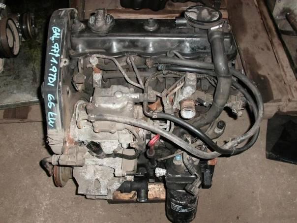 Ford Galaxy motor 66kW, foto 1 Náhradní díly a příslušenství, Osobní vozy | spěcháto.cz - bazar, inzerce zdarma