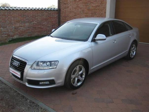 Audi A6 3.0,Facelift,ČR,SERVISKA,TOP, foto 1 Auto – moto , Automobily | spěcháto.cz - bazar, inzerce zdarma